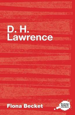 D.H. Lawrence by Fiona Becket