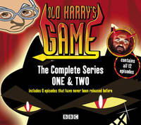 The Old Harry's Game: Complete Series 1 and 2 by Andy Hamilton