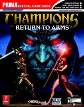Champions: Return to Arms - Prima Official Guide for PlayStation 2