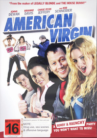 American Virgin on DVD