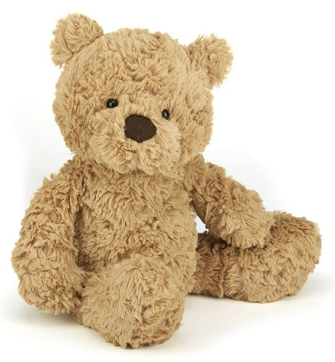 "Jellycat: Bumbly Bear - 12"" Plush image"