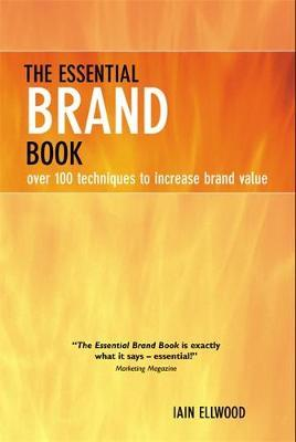 Essential Brand Book by Iain Ellwood image