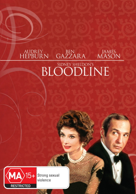 Bloodline on DVD image