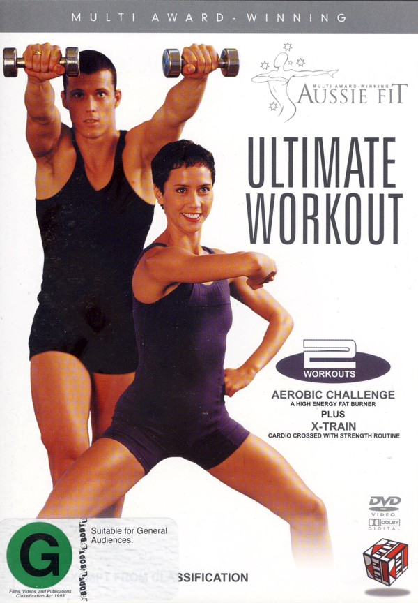 Aussie Fit - Ultimate Workout on DVD image