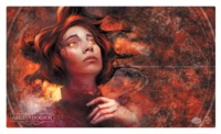 Arkham Horror LCG: Across Space and Time Playmat