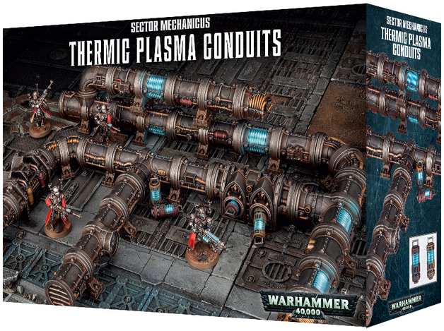 Warhammer 40,000 Sector Mechanicus: Thermic Plasma Conduits
