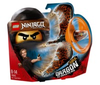 LEGO Ninjago - Cole Dragon Master (70645)