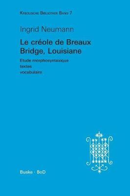 Le Cr ole de Breaux Bridge, Louisiane by Ingrid Neumann