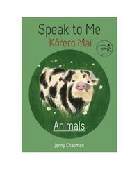 Speak To Me Animals by Chapman