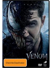 Venom on DVD image