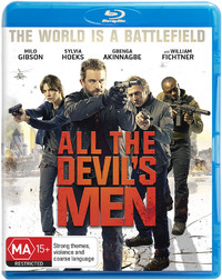 All The Devil's Men on Blu-ray