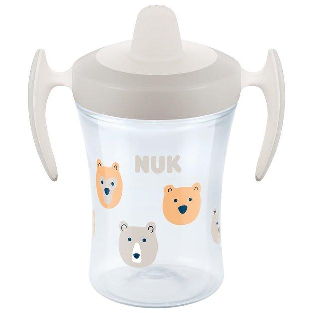 NUK: Evolution Training Cup 230ml - Grey