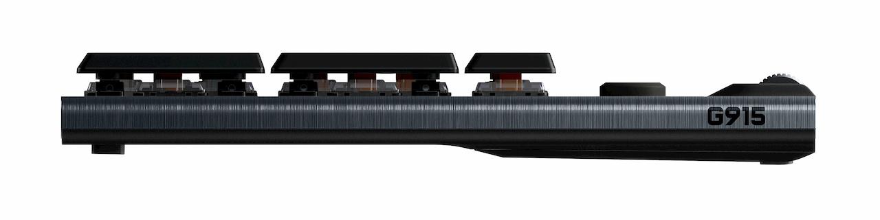 Logitech G915 Wireless Mechanical Gaming Keyboard (GL Linear) for PC image