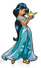 Disney Princess: Jasmine (#227) - Collectors FiGPiN image
