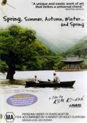Spring, Summer, Autumn, Winter... And Spring on DVD
