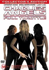 Charlie's Angels 2 - Full Throttle on DVD