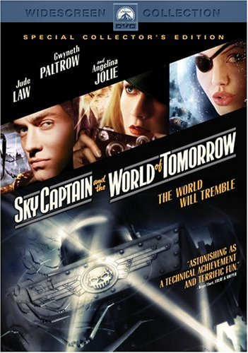 Sky Captain & The World Of Tomorrow on DVD