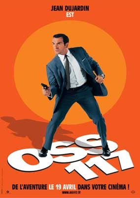 OSS 117 - Cairo: Nest Of Spies on DVD