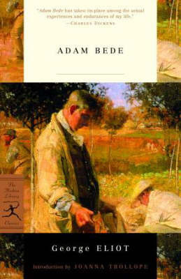 Adam Bede by George Eliot