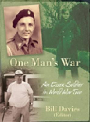 One Man's War by Ron Davies