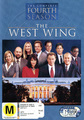 The West Wing - Complete Fourth Season (6 Disc Box Set) on DVD