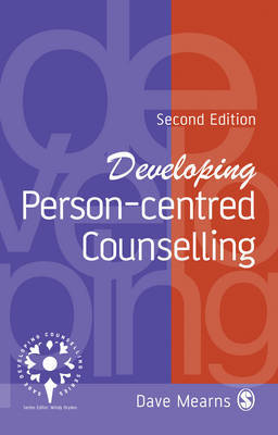 Developing Person-Centred Counselling by Dave Mearns image