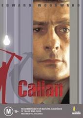 Callan - The Movie on DVD