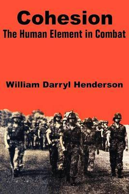 Cohesion by William Darryl Henderson