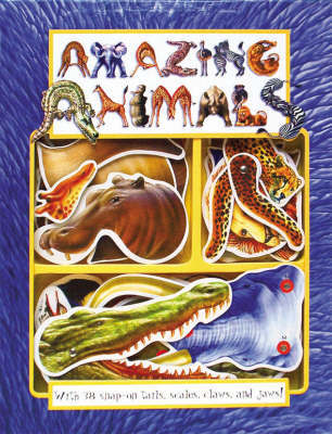 Amazing Animals by Amanda Ferguson