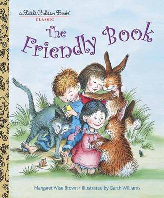 LGB The Friendly Book by Margaret Wise Brown