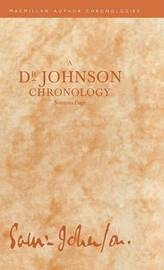 A Dr Johnson Chronology by Norman Page image