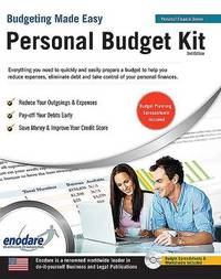 Personal Budget Kit by Enodare