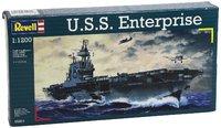 Revell: 1/1200 USS Enterprise - Model Kit