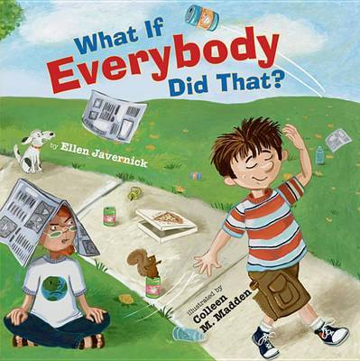 What If Everybody Did That? by Ellen Javernick image