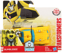 Transformers Robots in Disguise 1-Step Changers - Bumblebee image