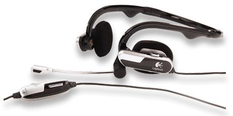 Logitech Premium Notebook Headset image