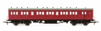 Hornby: BR 58' Maunsell Rebuilt Six Compartment