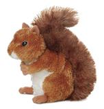 Aurora Mini Flopsies (Squirrel Nutsie)