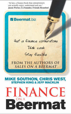 Finance on a Beermat by Mike Southon image