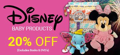 20% off Disney Baby