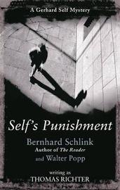 Self's Punishment by Bernhard Schlink image