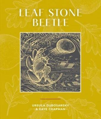 Leaf Stone Beetle by Ursula Dubosarsky image