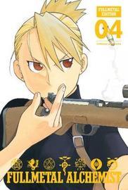 Fullmetal Alchemist: Fullmetal Edition, Vol. 4 by Hiromu Arakawa