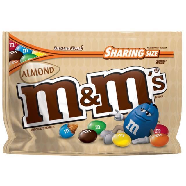 M&Ms - Almond (263g) image