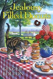 Jealousy Filled Donuts by Ginger Bolton image