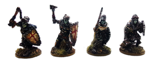 Age of Magic Undead Legion Hearthguard