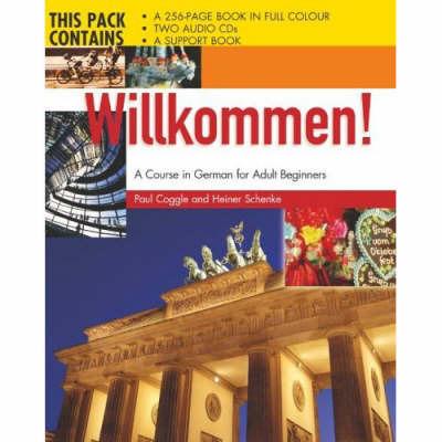 Willkommen by Heiner Schenke image