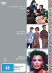 Breakfast Club / Sixteen Candles / Weird Science - 3 DVD Collection (3 Disc Set) on DVD