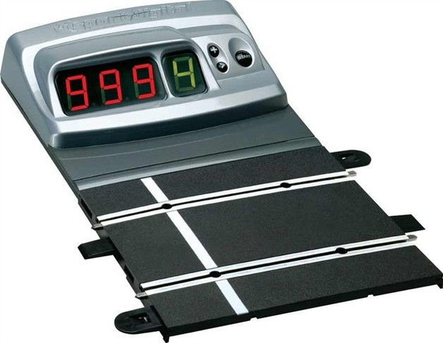 Scalextric Digital Lap Counter