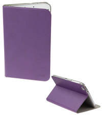 OMP Tablet Pinstripe Folio for iPad mini (Purple)